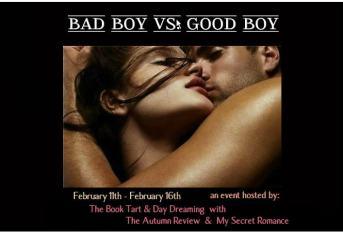 Bad Boy vs. Good Boy Valentine's Week Event | Tracy Ellen ...