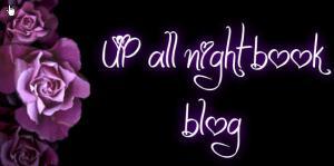 UpAllNightBookBlog logo