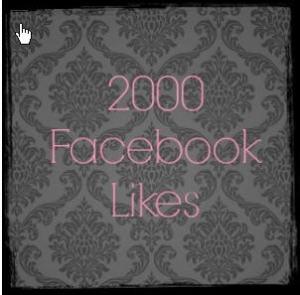 Blog 2000 LIKES