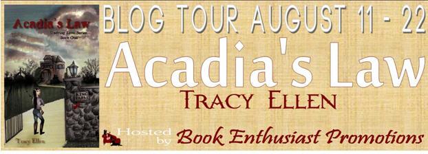 Acadia Blog Tour Poc
